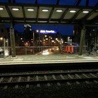 Das Foto wurde bei Bahnhof Jena Paradies von Florian F. am 1/10/2013 aufgenommen