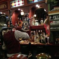 Снимок сделан в Churchill's Pub пользователем Артем Б. 11/3/2013