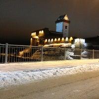 Снимок сделан в Пограничный пункт Нарва пользователем Аня K. 1/13/2013
