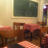 11/16/2012 tarihinde Güneş A.ziyaretçi tarafından Pizano Pizzeria'de çekilen fotoğraf