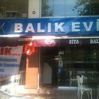 Das Foto wurde bei Sita Balık Balmumcu von Can B. am 7/11/2013 aufgenommen