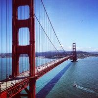 Das Foto wurde bei Golden Gate Bridge von Josiah R. am 5/17/2013 aufgenommen