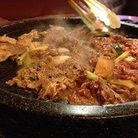 Foto scattata a Hae Jang Chon Korean BBQ Restaurant da Jerry il 12/1/2012