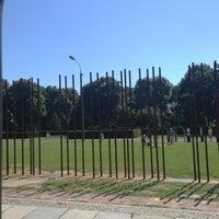 Снимок сделан в Мемориальный комплекс «Берлинская стена» пользователем Sheila bse 8/2/2013