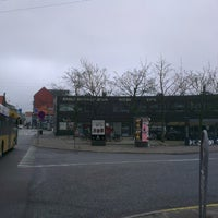Aarhus Rutebilstation Busbahnhof In århus C