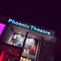 Photo taken at Phoenix Theatre by Casper H. on 9/9/2018