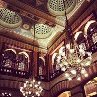 Foto diambil di Pera Palace Hotel Jumeirah oleh Adriano M. pada 12/29/2012