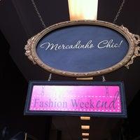 Foto diambil di Mercadinho Chic oleh Andrea F. pada 6/16/2012