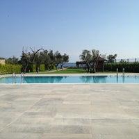 Foto tomada en Assos Ida Costa Hotel por Nese A. el 10/25/2012