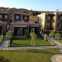10/25/2012 tarihinde Nese A.ziyaretçi tarafından Assos Ida Costa Hotel'de çekilen fotoğraf
