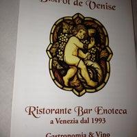 Photo prise au Bistrot de Venise par Pam P. le1/13/2013