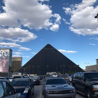 Luxor Parking Garage - The Strip - 3900 Las Vegas Blvd S