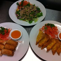 Foto tomada en Mali Thai Cuisine por Pong A. el 5/28/2013
