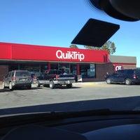 Quiktrip Convenience Store In Bixby