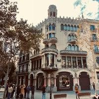 รูปภาพถ่ายที่ Casa Lleó i Morera โดย katerina เมื่อ 11/17/2019