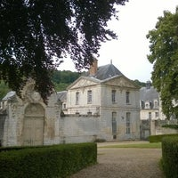 Photo prise au Abbaye Saint-Wandrille par Romain R. le6/28/2014
