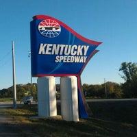 9/23/2012에 Mike G.님이 Kentucky Speedway에서 찍은 사진
