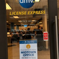 ... Photo taken at NYS Department of Motor Vehicles License Express by keith b. on 2 ...