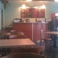 """Das Foto wurde bei Кафе """"Бистро"""" von Иван Б. am 3/1/2014 aufgenommen"""