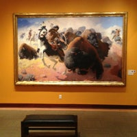 Foto tirada no(a) The Rockwell Museum por nANCY S. em 7/19/2013