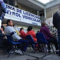 Oficina De Licencias Y Control Vehicular Ciudad De México