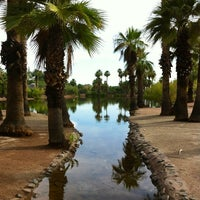 Photo taken at Papago Park by Vanessa R. on 7/22/2013