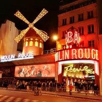 Das Foto wurde bei Moulin Rouge von Geoff T. am 5/27/2013 aufgenommen