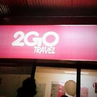 2GO Travel Check-In Counter - Pier