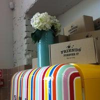 7/28/2013 tarihinde Olga M.ziyaretçi tarafından Breakfast Cafe'de çekilen fotoğraf