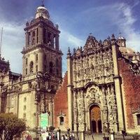 Foto tirada no(a) Catedral Metropolitana de la Asunción de María por I S. em 12/29/2012