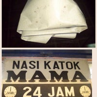 Nasi Katok Mama 24 Jam Asian Restaurant