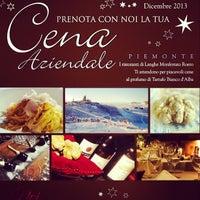 Foto scattata a Consorzio Turistico Langhe Monferrato Roero Booking Office da Consorzio Turistico Langhe Monferrato Roero M. il 12/13/2013