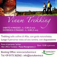 Foto scattata a Consorzio Turistico Langhe Monferrato Roero Booking Office da Consorzio Turistico Langhe Monferrato Roero M. il 5/1/2013