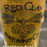 8/23/2019에 Jerry K.님이 Red Clay Brewing Company에서 찍은 사진