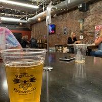 9/11/2020 tarihinde Jerry K.ziyaretçi tarafından Red Clay Brewing Company'de çekilen fotoğraf