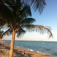 Foto diambil di Dania Beach oleh Julia S. pada 1/3/2013