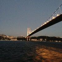 Photo prise au Boğaziçi Köprüsü par Anıl D. le8/5/2013