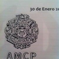 Foto tomada en Asociación Mexicana de Contadores Públicos por Victor S. el 1/30/2014
