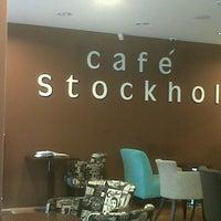 12/23/2012에 Anıl D.님이 Cafe Stockholm에서 찍은 사진