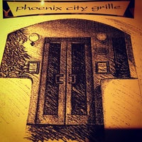 11/4/2012 tarihinde Sammy C.ziyaretçi tarafından Phoenix City Grille'de çekilen fotoğraf