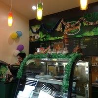 12/19/2012にJohan T.がCafe Amazon@PTT  Maeramadで撮った写真