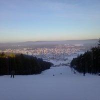 2/17/2013 tarihinde Roman Y.ziyaretçi tarafından ГЛК Гора Пильная'de çekilen fotoğraf