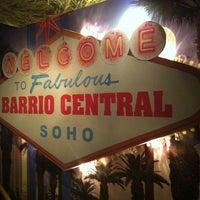 Foto tirada no(a) Barrio Soho por Bruno D. em 10/31/2012