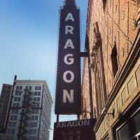 Снимок сделан в Aragon Ballroom пользователем Nathen M. 1/26/2013