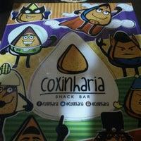 1/19/2013 tarihinde Caio C.ziyaretçi tarafından Coxinharia Snack Bar'de çekilen fotoğraf