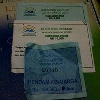 12/30/2013にAri Matahari N.がPemandian Air Panas Gunung Pancarで撮った写真