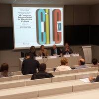 Снимок сделан в FCOM - Facultad de Comunicación пользователем Francisco José M. 5/21/2014