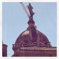 Das Foto wurde bei Hotel Duquesa de Cardona von David P. am 4/20/2013 aufgenommen