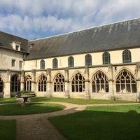 Photo prise au Abbaye Saint-Wandrille par Pierre P. le10/4/2014