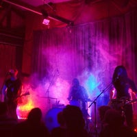 Снимок сделан в Brick & Mortar Music Hall пользователем Jp M. 6/14/2013